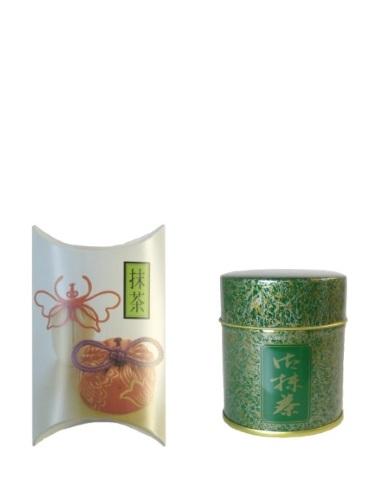 抹茶缶カートン