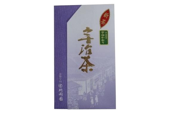新茶宇治かおり90g 580w